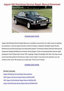 Jaguar Xj40 Workshop Wiring Diagram
