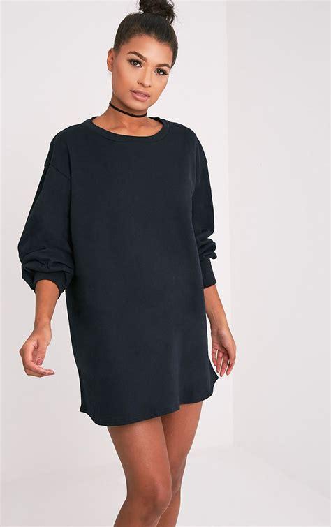 Jumper Dresses | Womenu0026#39;s Knitted Dresses | PrettyLittleThing