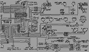 Wiring Diagram - Wheel-type Loader Caterpillar 992