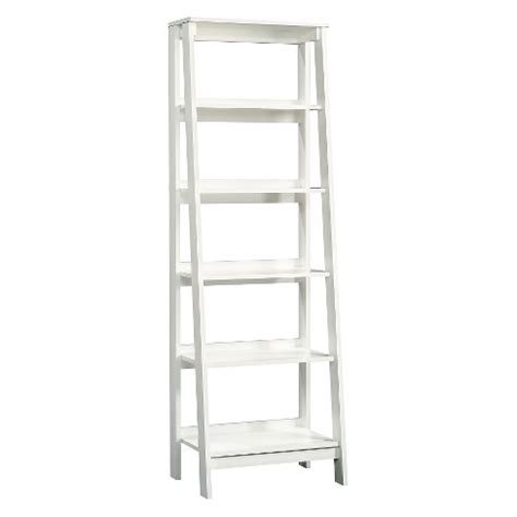 Target Ladder Bookcase by Trestle 5 Shelf Bookcase White Room Essentials Target