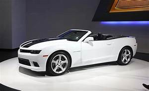 Chevrolet Camaro Cabriolet Occasion : new 2016 chevrolet camaro convertible will be available soon ~ Gottalentnigeria.com Avis de Voitures