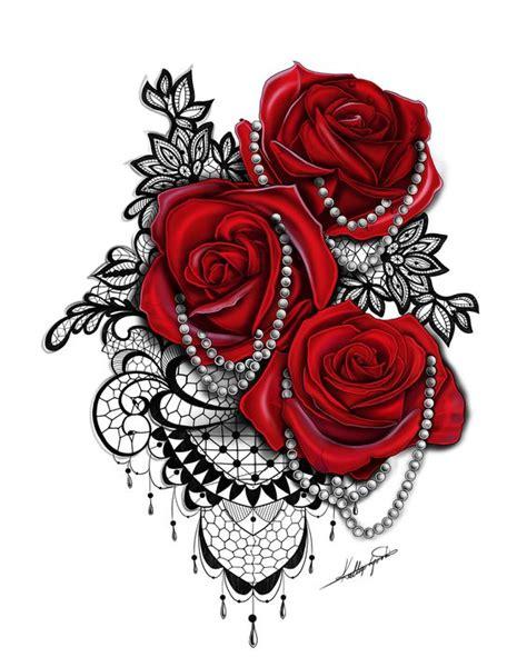 lace tattoo designs   women