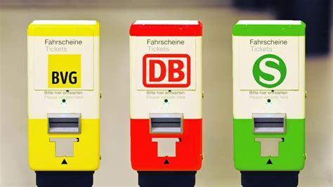 foto de Nahverkehr: E Ticket für die Bahnen des VBB kommt WELT