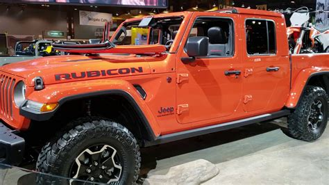 2019 Jeep Wrangler Auto Show by 2020 Jeep Wrangler Gladiator Rubicon Walkaround 2019