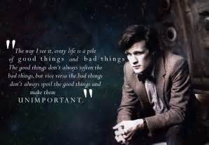 11th Doctor Who Quotes