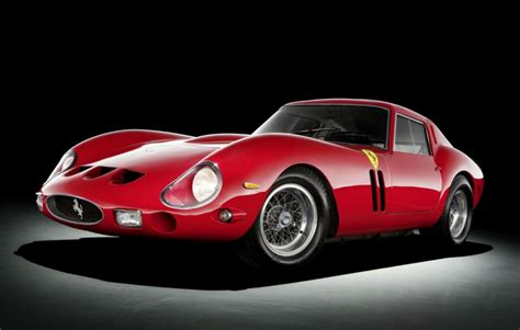 The most expensive cars out there aren't the ones coming out of factories today. 1963 Ferrari 250 GTO - What is the most expensive car in the world