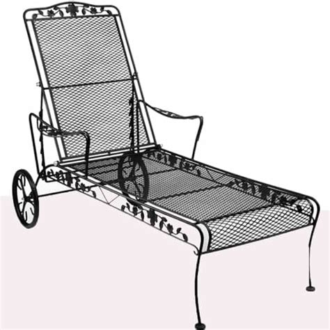 dogwood chaise lounge