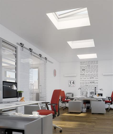 type  flat roof window features  sleek modern  characterised  excellent thermal