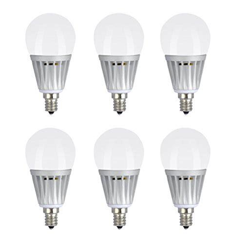6 pack daylight sunthin 5w led candle bulb led