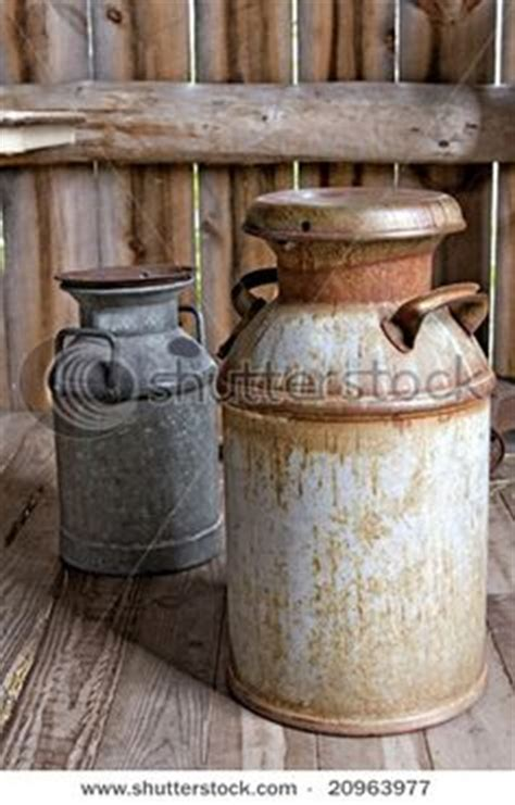 Best Milk Cans Images Old