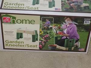 step 2 garden kneeler seat 534900 brand new in box