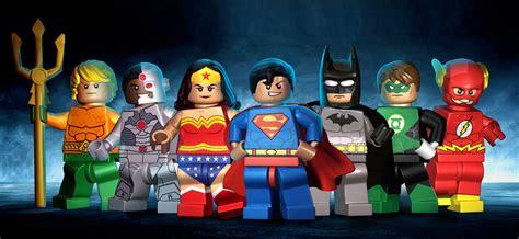 dc comics super heroes  nuovi set lego justice league