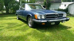 Everything works as it should, including all of the windows, lights, gauges, and sunroof. 1980 Mercedes-Benz 450SLC Base Coupe 2-Door 4.5L for sale: photos, technical specifications ...