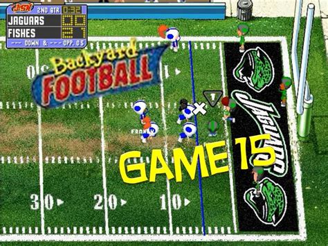 Backyard Football Pc by Backyard Football 1999 Pc 15 Quitting Is Not An