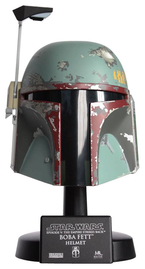 boba fett helmet master replicas boba fett helmet replica 45 scale boba fett fan club