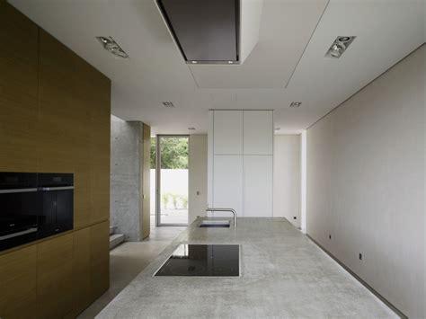 küchenunterschrank mit arbeitsplatte puristische k 252 che mit beton arbeitsplatte bauemotion de