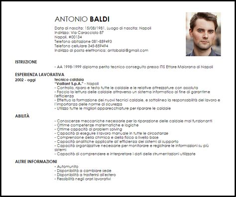 Modello Curriculum Vitae Tecnico Caldaia  Livecareer. Job Resume Of Yourself. Youth Resume Objective Examples. Cover Letter Retail Customer Service. Resume Cover Letter Examples Network Administrator. Cover Letter Template Uf. Cover Letter Of A Technical Writer. Resume Help Nashville Tn. Cover Letter Receptionist With No Experience