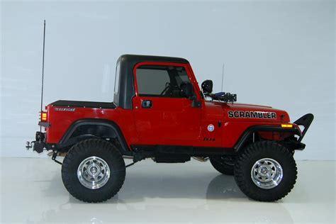 jeep scrambler 2014 1990 jeep scrambler custom pickup 162448