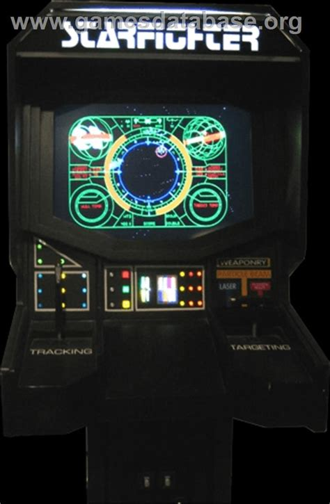 The Last Starfighter Arcade Games Database