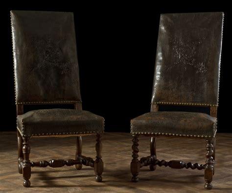 chaises anciennes fauteuils anciens louis xiii meubles