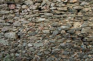 Old Stone Wall Texture - PhotoHDX