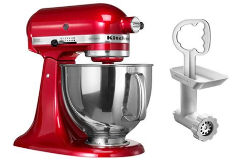 de cuisine kitchenaid patissier kitchenaid eca hachoir 5fga bundle