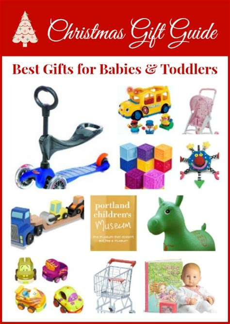 Best Gifts For Babies & Toddlers (ages Birth2