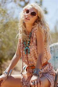 Mode Style Bohme Chic Comment Russir Le Look Boho