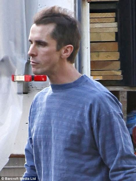 Christian Bale Goes All Method Actor Again Loses