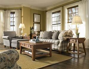 Lovely country style living room furniture sets for Country style living room furniture