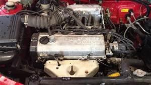 Daihatsu Applause Li 1994 1589 Cc Motor