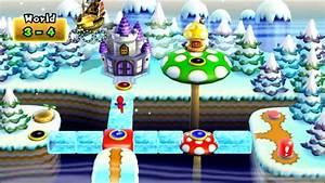 New Super Mario Bros Wii Retro Remix Walkthrough Part 4
