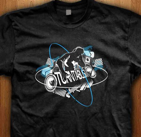 turntablism dj  shirt