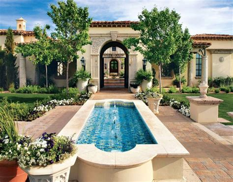 timeless patios Luxury Homes Mediterranean Homes