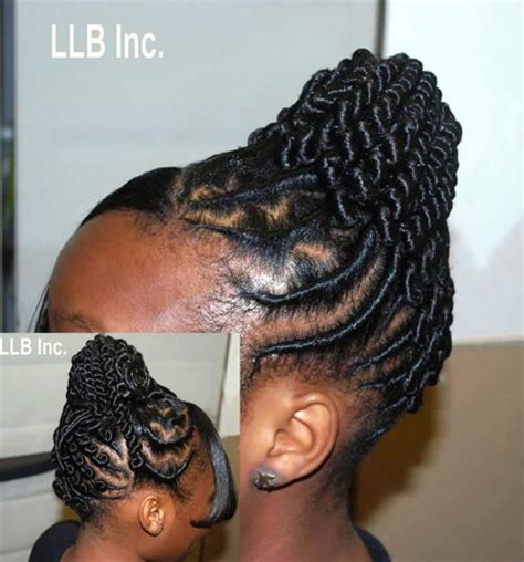 cute braided hairstyles for african americans