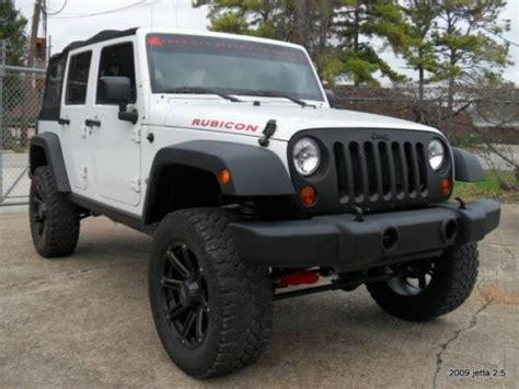 jeep wrangler unlimited rubicon  sale  houston texas