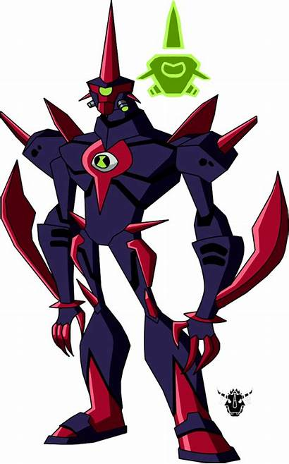 Deviantart Ben Biomnitrix Unleashed Omniverse Rizegreymon22 Aliens