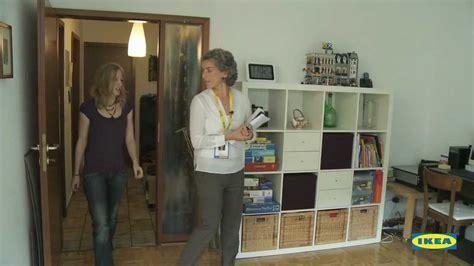 Ikea Schafft Ordnung Die Arbeitswohnkombination Youtube