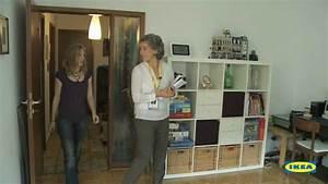 Wohn Schlafzimmer In Einem Raum : ikea schafft ordnung die arbeits wohn kombination youtube ~ Markanthonyermac.com Haus und Dekorationen