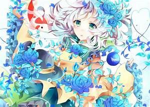 Touhou, Komeiji, Koishi, Anime, Girl, Art, Wallpapers, Hd, Desktop, And, Mobile, Backgrounds