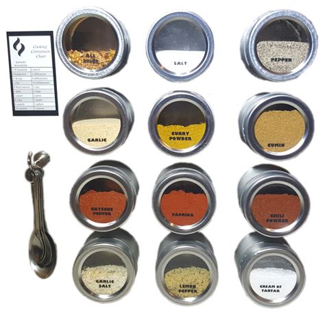 Spice Rack Without Jars by Magnetic Spice Rack Contemporary Spice Jars And Spice