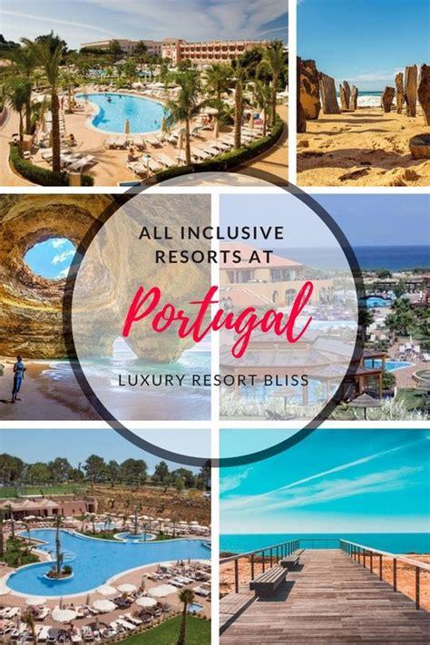portugal  inclusive resorts