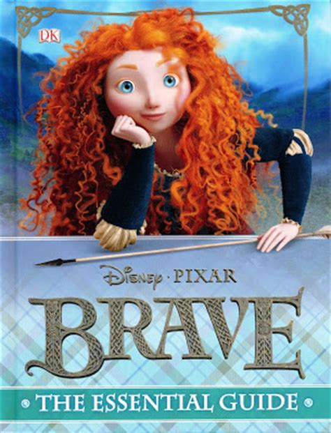 Brave The Essential Guide Review  Pixar Post