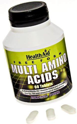 healthaid free form multi amino acids aminoacidguru