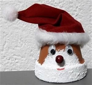 Basteltipp Weihnachten Einfache Tontopf WichtelDrtes