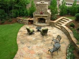 patio designs flagstone patio pictures and ideas