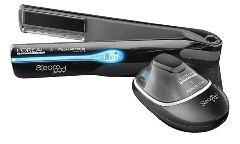 this just in l oreal steam pod hair straightener