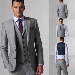 mens wedding tuxedos 2017 100 high quality groom tuxedos side slit light grey groomsmen wedding tuxedo prom