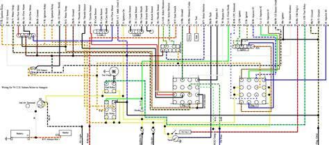 1995 Subaru Legacy Wiring Harnes Diagram by Subaru Legacy Window Switch Wiring Diagrams Wiring Library