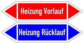 Heizung Vorlauf Rücklauf : hls news schildersystem ~ Jslefanu.com Haus und Dekorationen